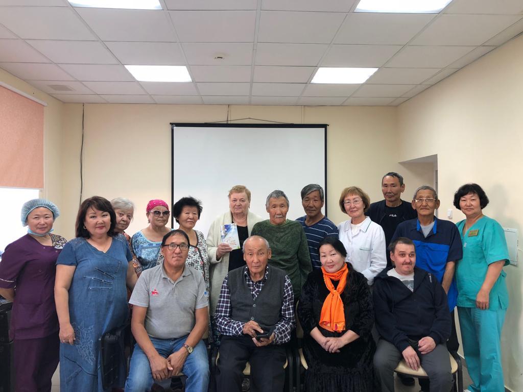 Ты не один! В Якутии медики-волонтеры поддерживают онкологических больных