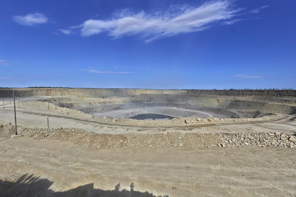 Драгоценная дата. Исполнилось 65 лет со дня открытия первого коренного месторождения алмазов в СССР