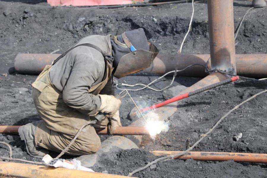 В Якутии разработали технологию сварки полиэтиленовых труб при низких температурах