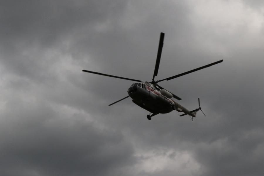 Авиация МЧС России работает в трех районах Якутии