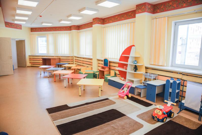 В детских садах Якутска создали около 1700 дополнительных мест