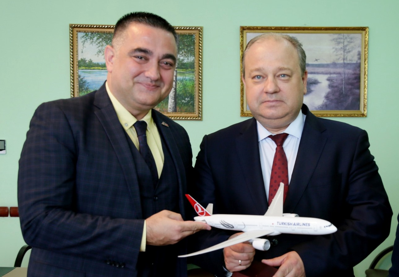 """Аэропорт """"Якутск"""" ведет переговоры с Turkish Airlines"""