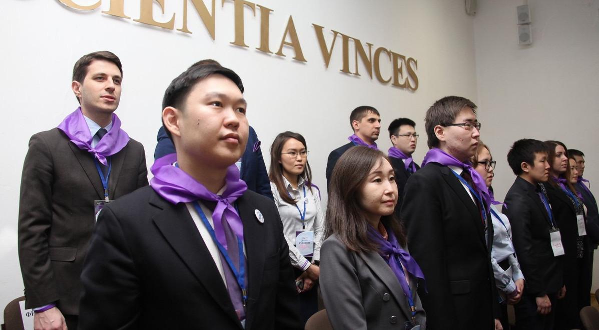 Глава Якутии: Победители игры «МИНИСТР» пройдут обучение в лучших вузах страны и мира