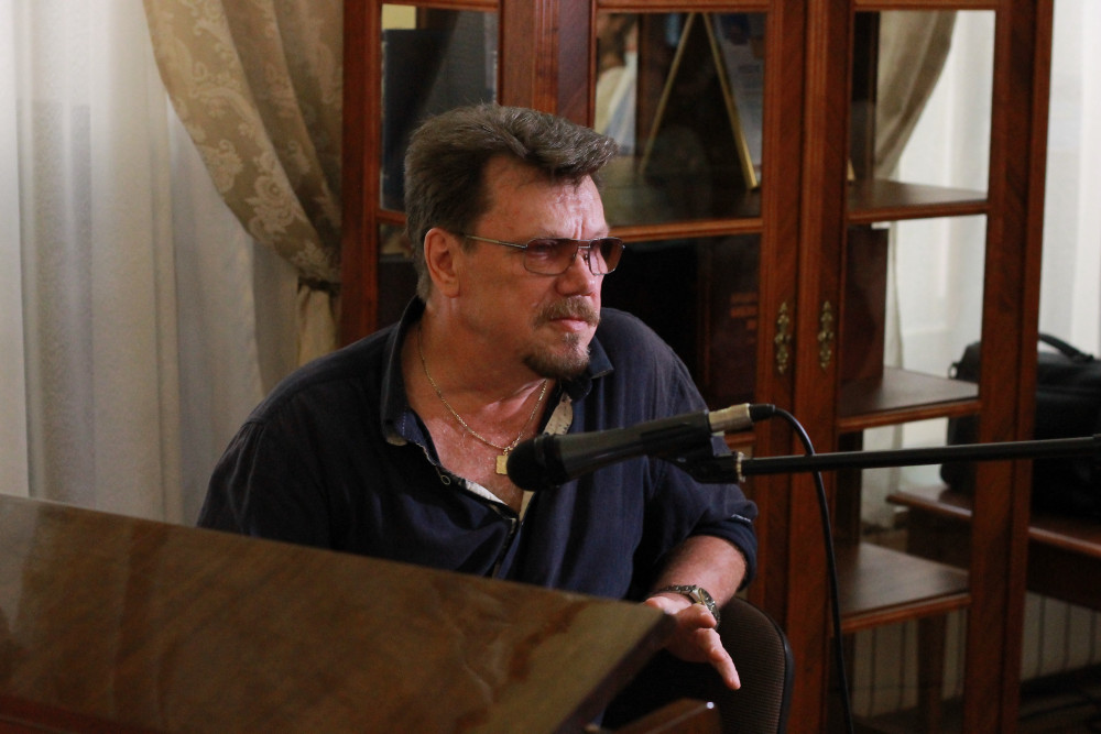Известный композитор Виктор Климин приехал в Якутск к своему любимому педагогу Майе Ивановой