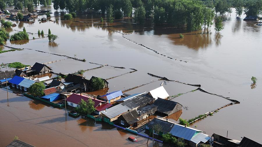 Сотрудники Саханефтегазсбыта собрали 350 тыс. рублей пострадавшим от наводнения в Иркутской области