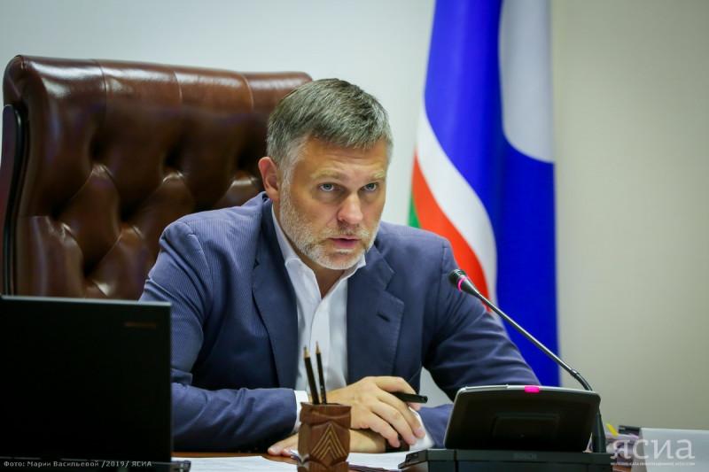 Кирилл Бычков: В Якутии борьба с контрафактным алкоголем должна быть усилена