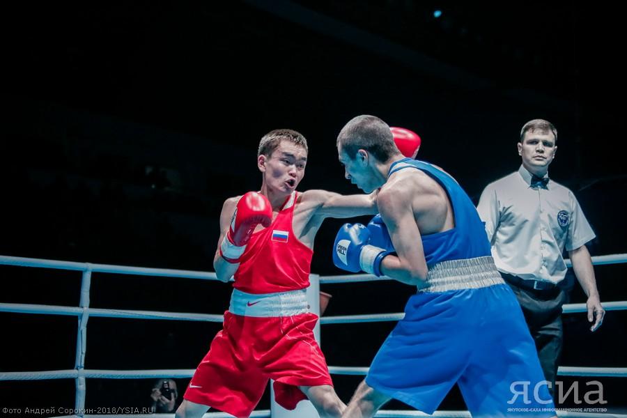 Василий Егоров выступит на чемпионате мира по боксу в составе сборной России