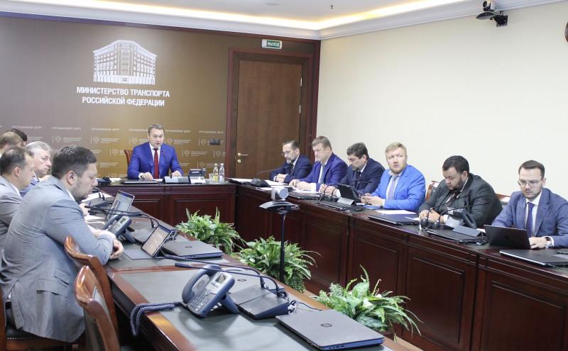 Субъектам РФ поставили задачу — нарастить темпы дорожных работ