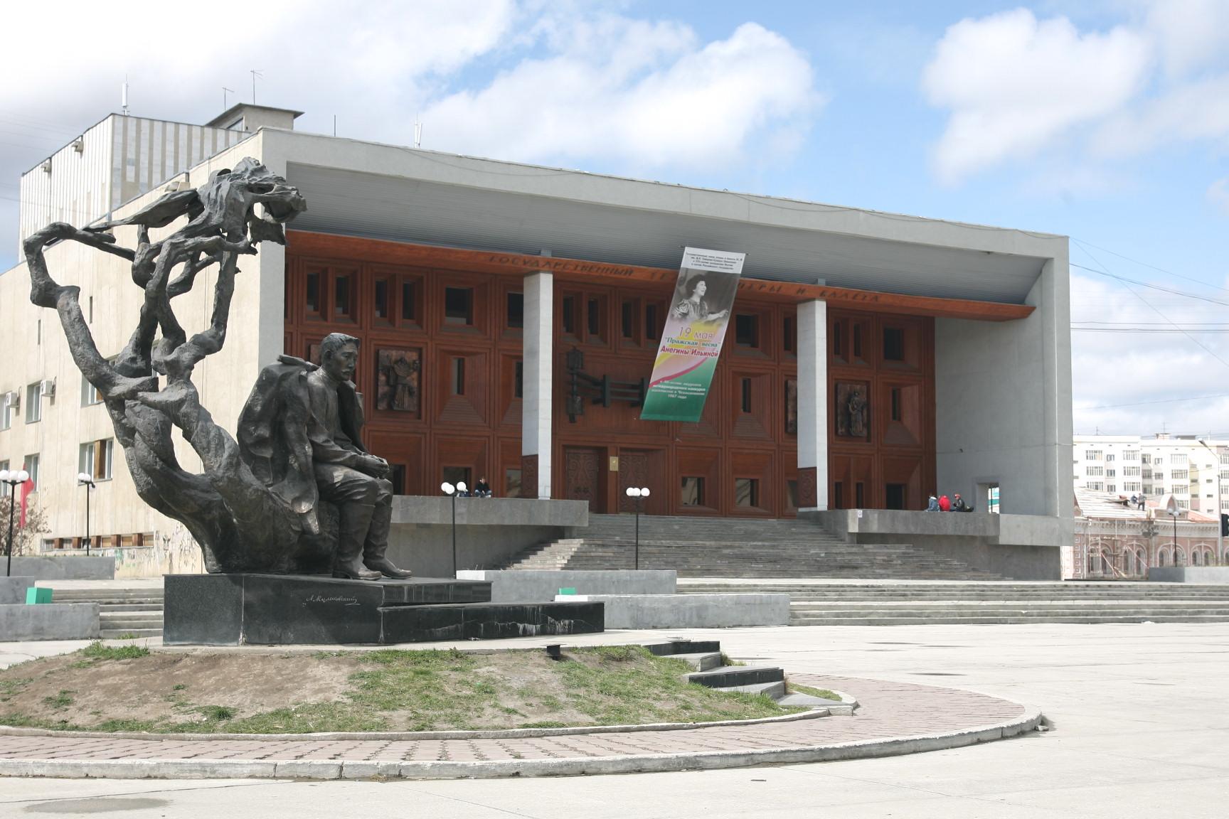 Имена новых руководителей театра оперы и балета и НХМ станут известны в октябре