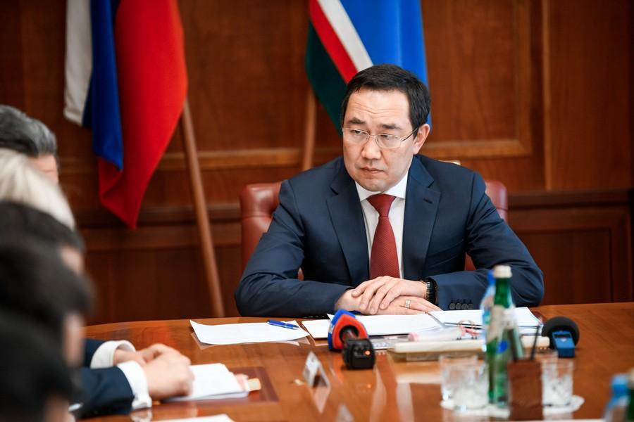 Национальный рейтинг губернаторов: Айсен Николаев подтверждает репутацию эффективного руководителя