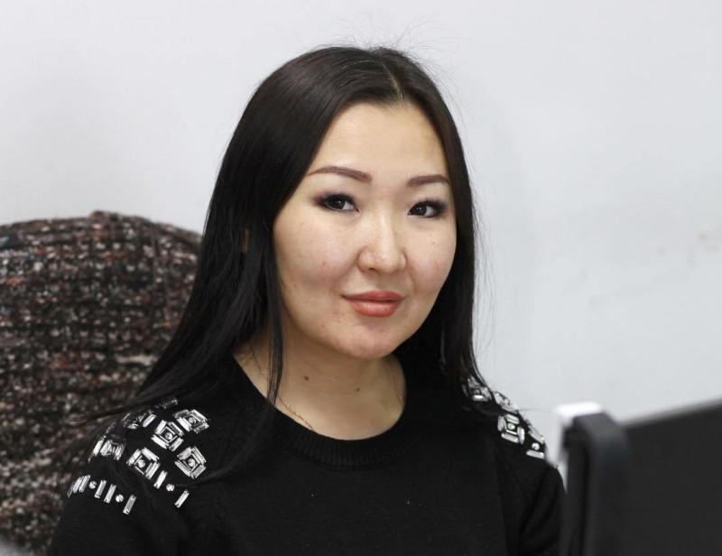 Спортивный журналист Саина Шеломова возглавила пресс-службу Минспорта Якутии
