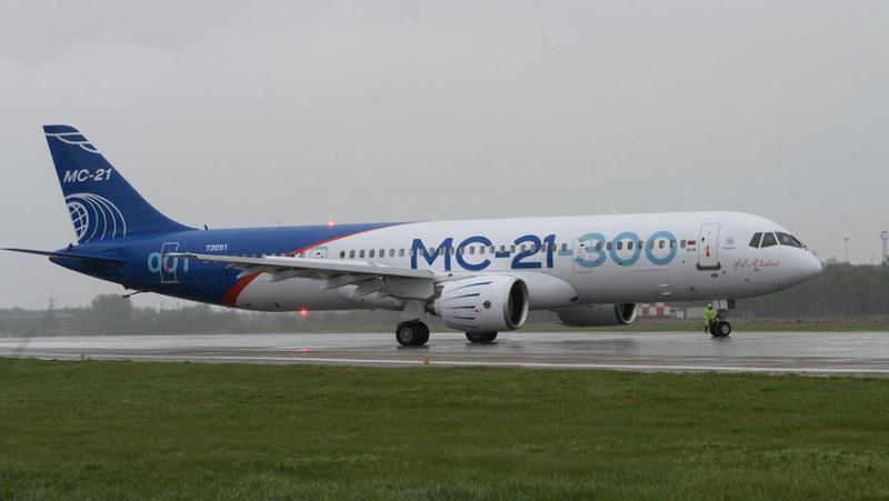 Якутия подписала соглашение на поставку пяти самолетов МС-21