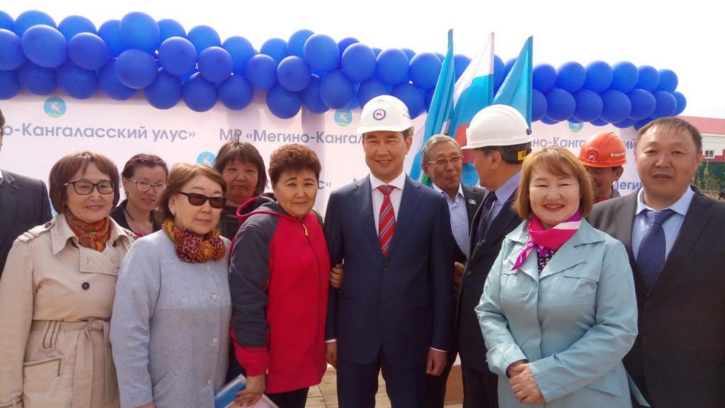 Юрий Колмаков: Жители Нижнего Бестяха благодарят строителей