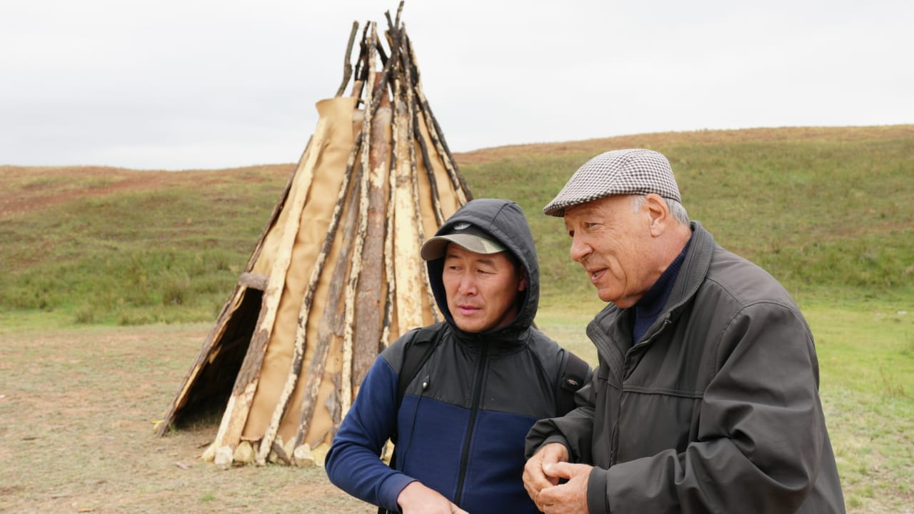 Степан Бурнашев стал сорежиссёром фильма Александра Прошкина-старшего «Сарматы»