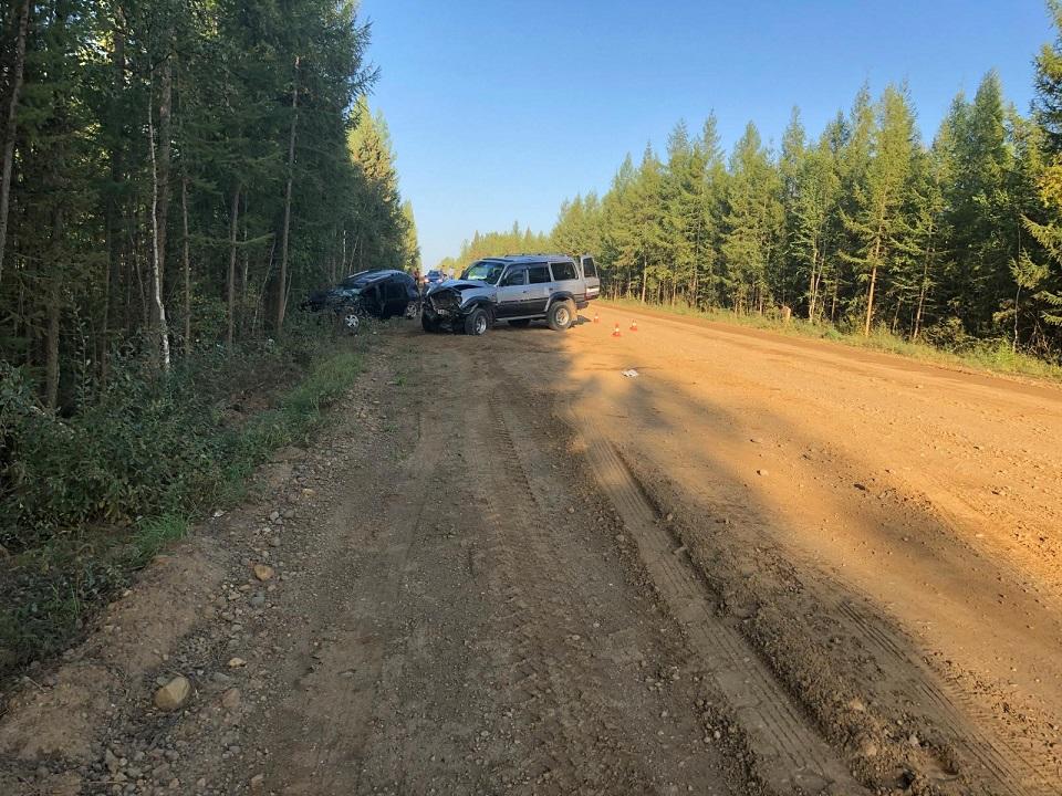 В Мирнинском районе в результате ДТП погиб водитель