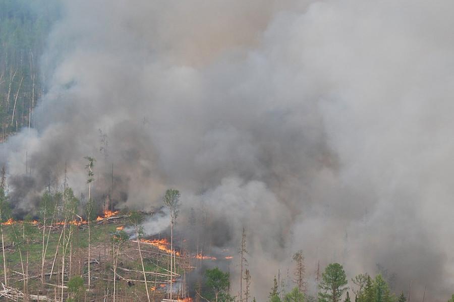 В двух поселках Ленского района сохраняется превышение нормы углекислого газа