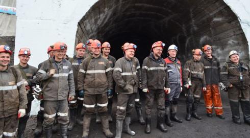 шахтеры 1
