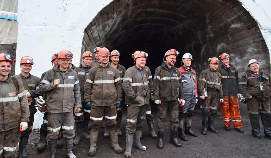 С Днем шахтера! Поздравление  Алексея Колодезникова