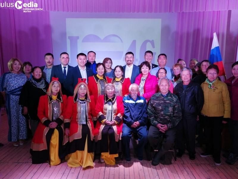 Жители села Сайылык отпраздновали запуск интернета 4G