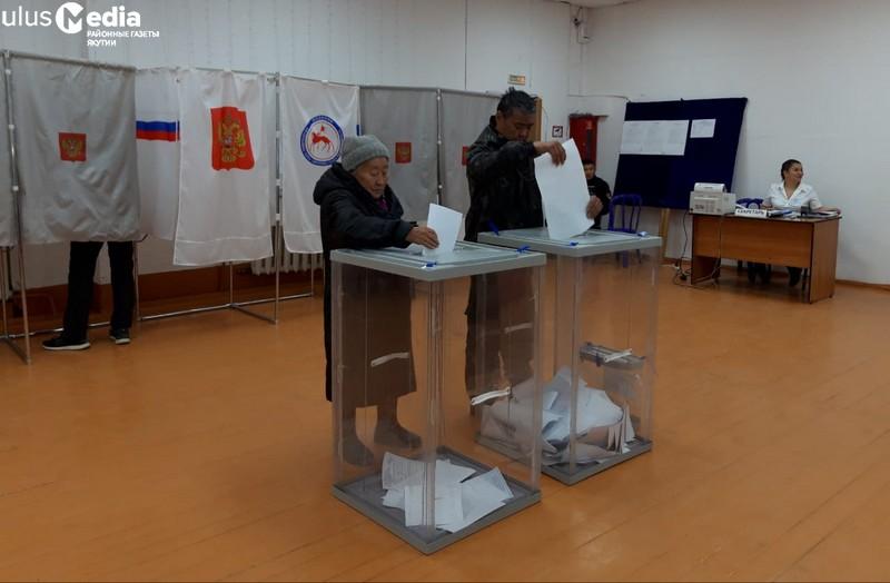 В Аллаихе начались муниципальные выборы