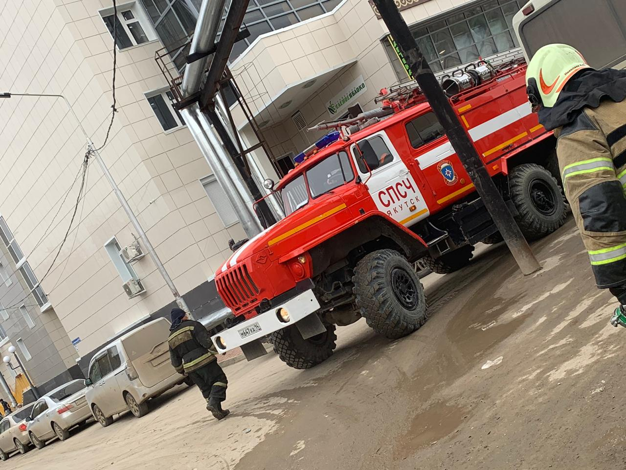 Коррозия и замерзание. В Якутске проверяют пожарные гидранты