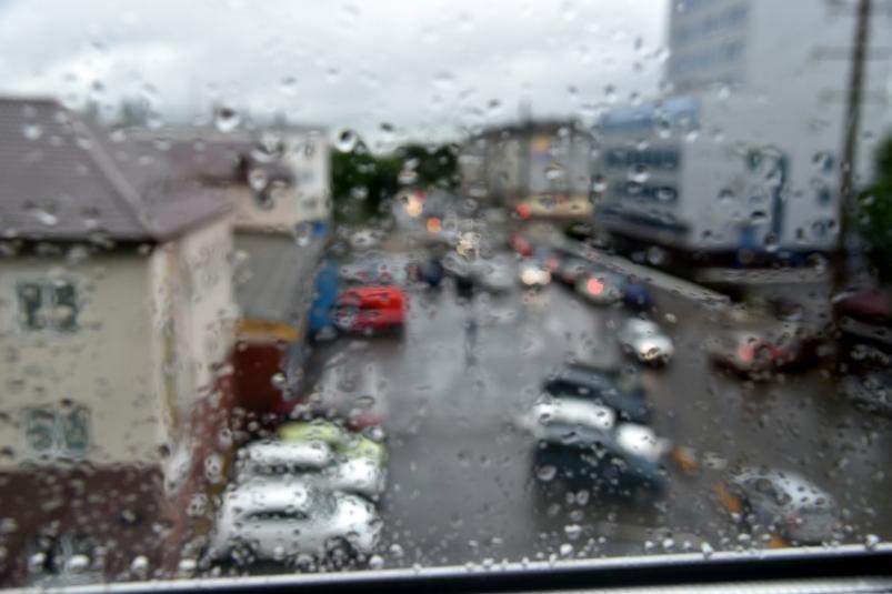 В Якутске ожидается дождливая неделя