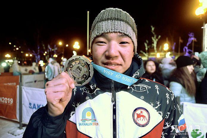Якутянин Николай Максимов стал вице-чемпионом первенства России по биатлону