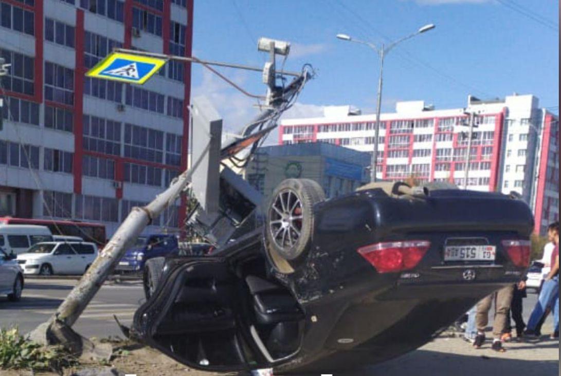 В страшном ДТП в Якутске пострадал пешеход (ОБНОВЛЕНО)