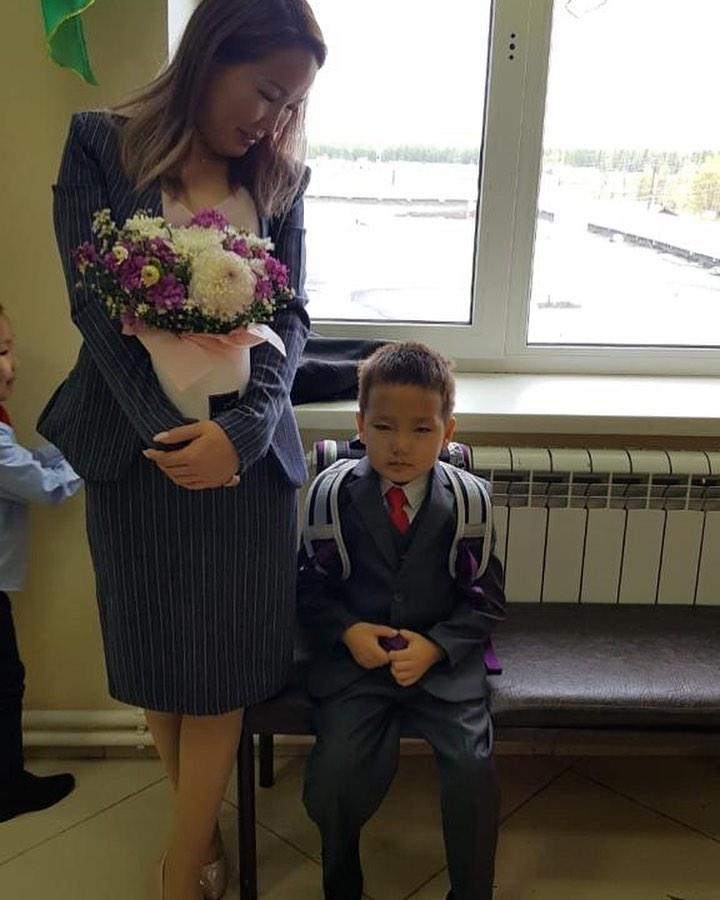 ФОТОФАКТ. В Булунском районе в первый класс пошёл только один ученик