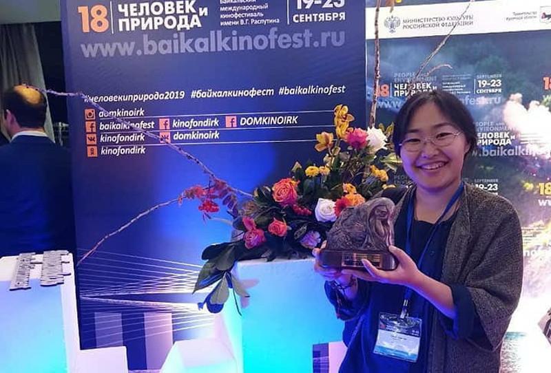 Картина «Надо мною солнце не садится» стала лучшим игровым фильмом Байкальского кинофестиваля