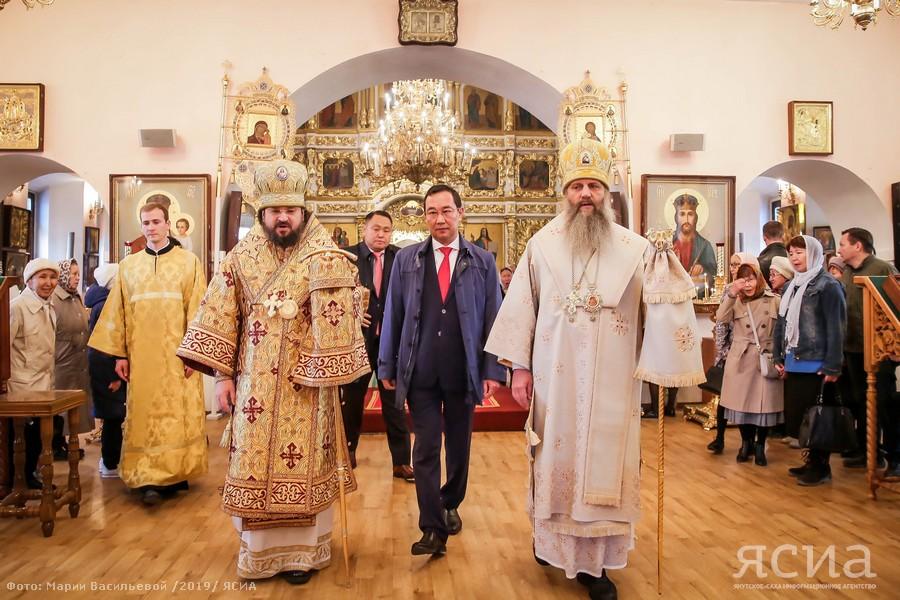 В честь Дня города в Якутске состоялся Крестный ход (ФОТО)