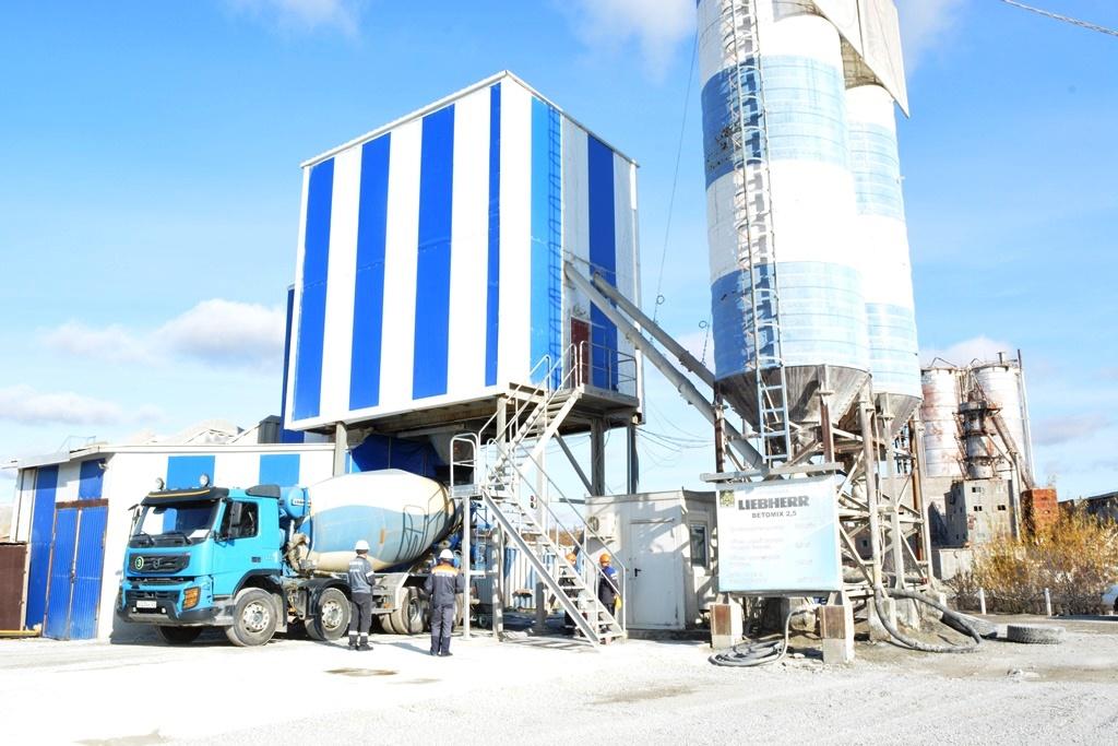 Якутцемент запустил производство железобетонных аэродромных плит