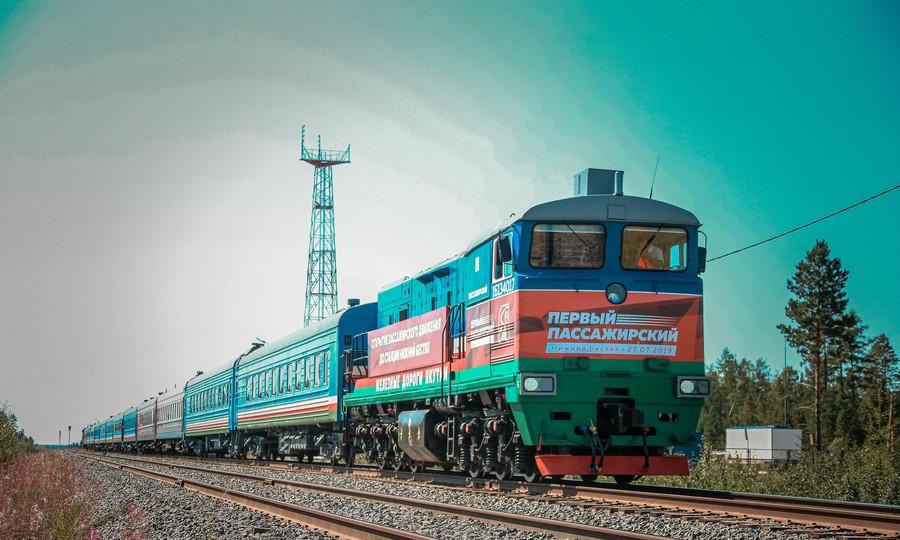 Айсен Николаев: С приходом железной дороги стоимость грузоперевозок может снизиться на 25-30%