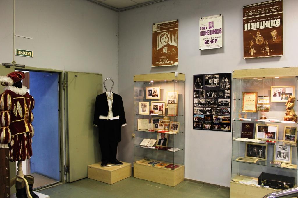 Открылась выставка, посвященная памяти Семена Оконешникова