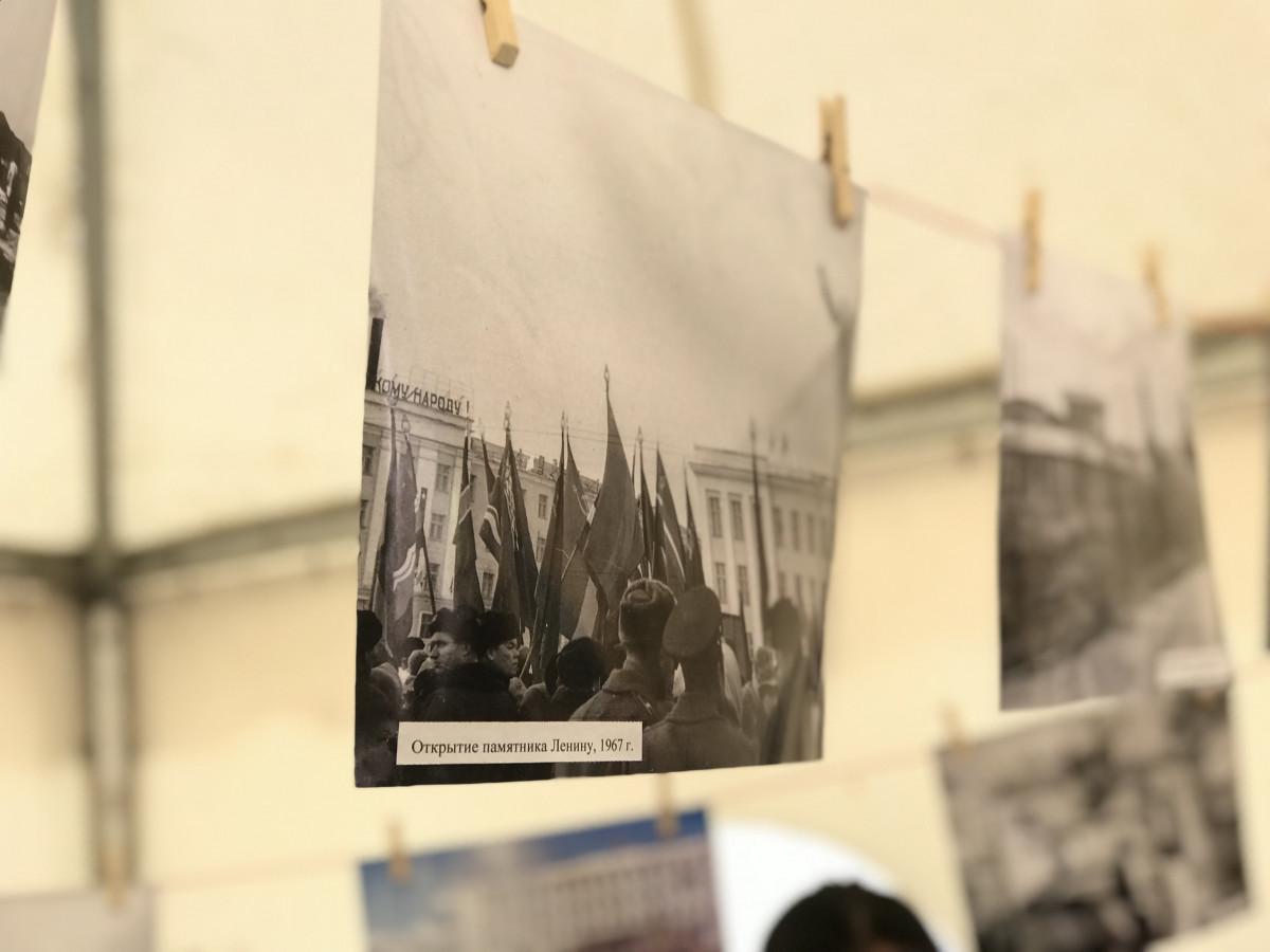 Десятилетия Якутска на снимках. В День города прошла необычная фотовыставка