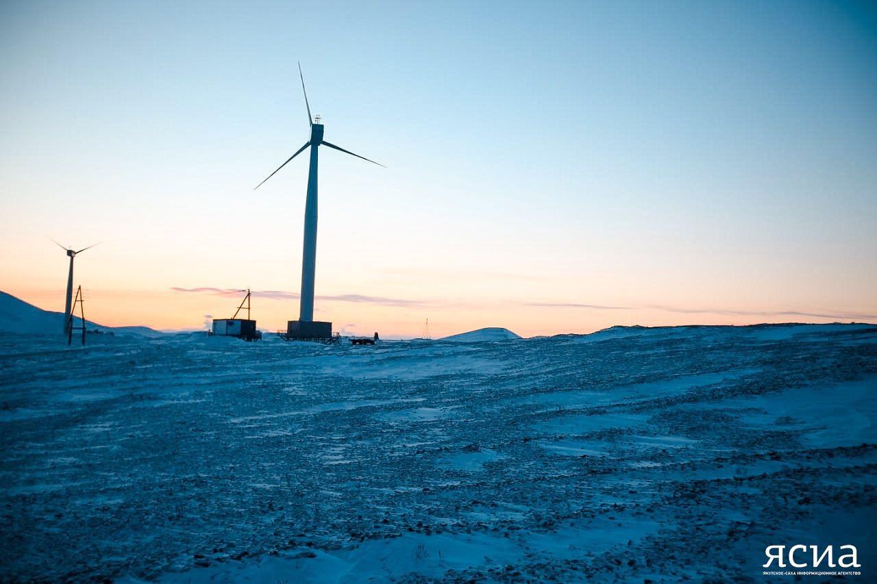 ВЭФ-2019: В Тикси будет реализован второй этап проекта по строительству  ветродизельного комплекса