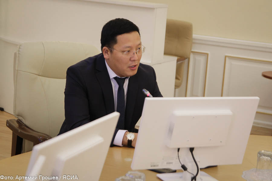Руслан Платонов возглавил Департамент по вопросам местного самоуправления