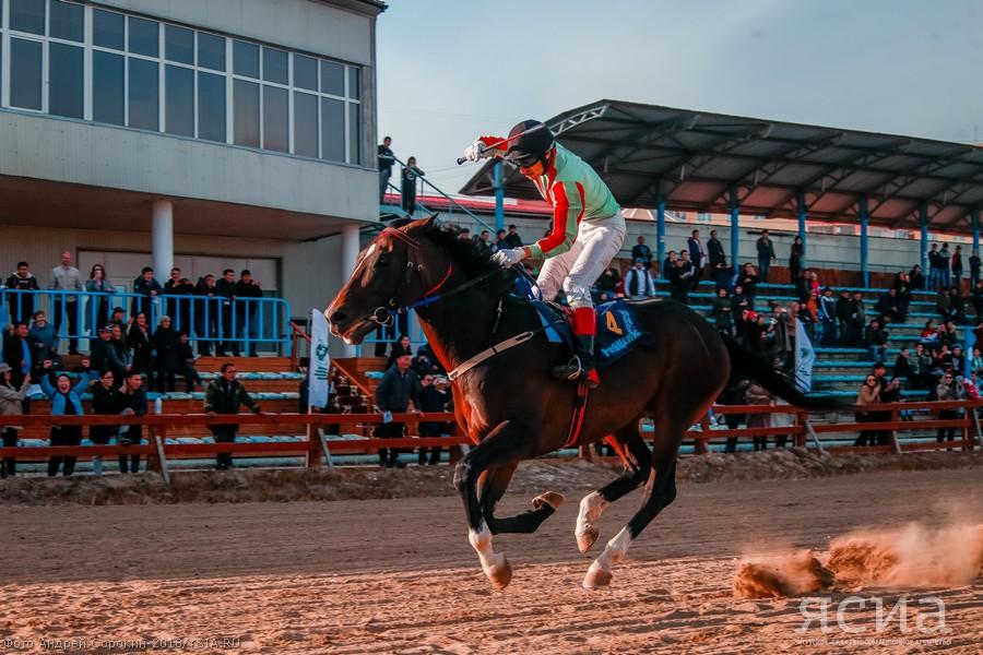 В Якутске пройдут конные скачки на призы Минсельхоза