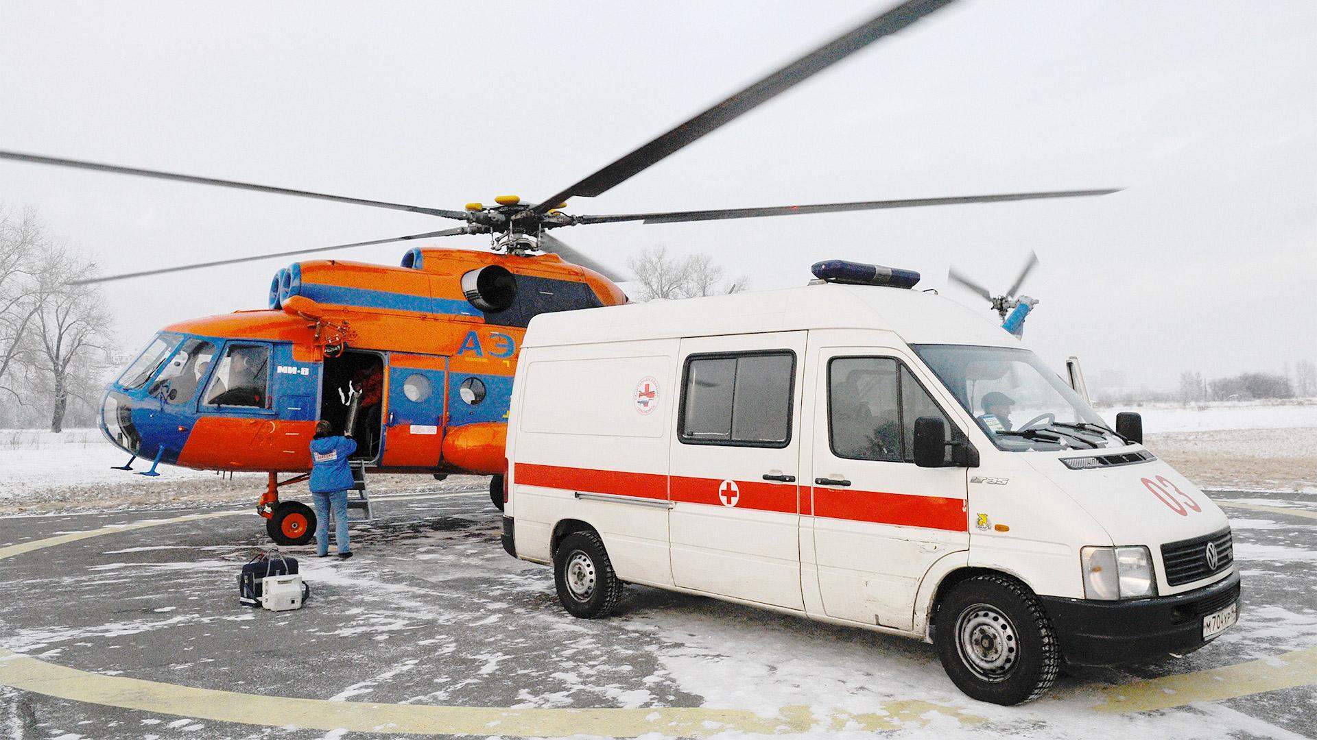 Министр здравоохранения Якутии предлагает увеличить число аэропортов базирования для санавиации