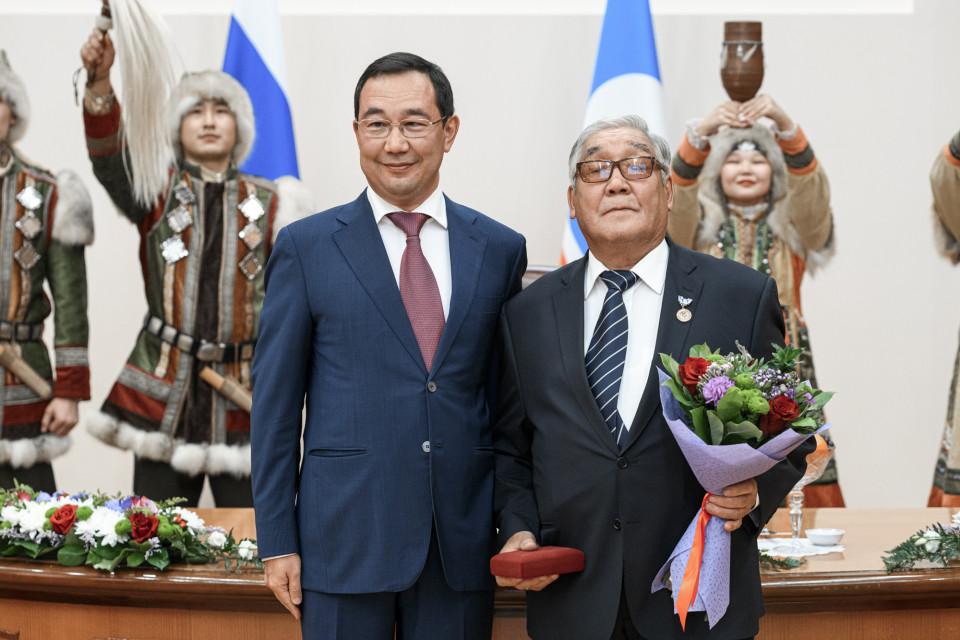 Дмитрий Трофимов стал Почетным гражданином Республики Саха (Якутия)