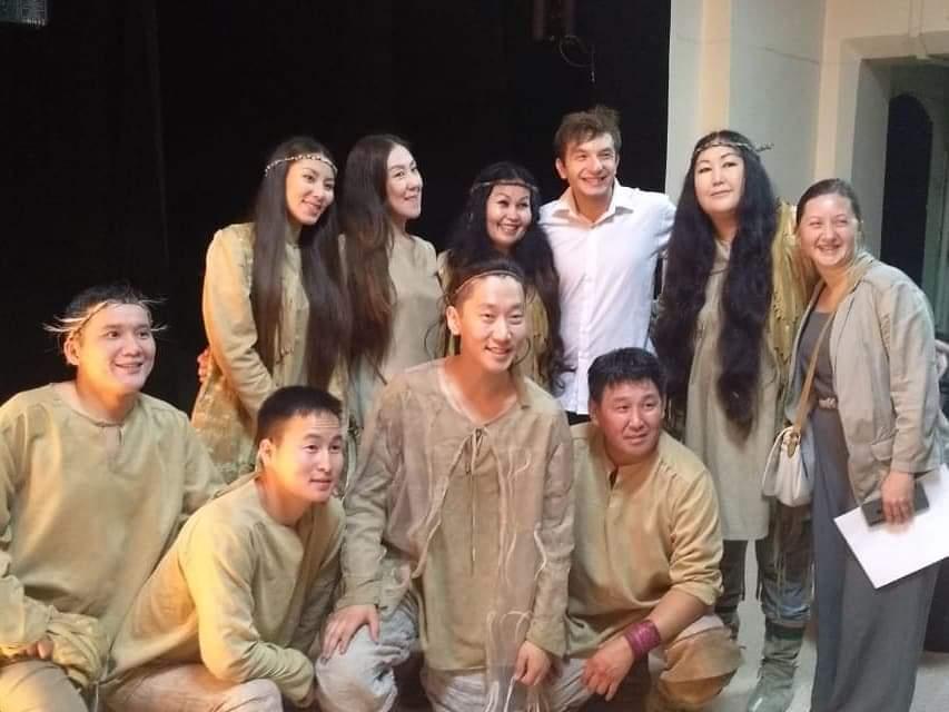 Театр юного зрителя сорвал овации на I международном фестивале «Байкальский талисман»