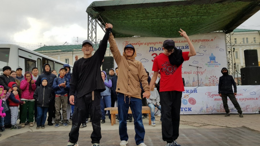 В Якутии начался отбор на второй чемпионат современных танцев, который состоится в 2020 году