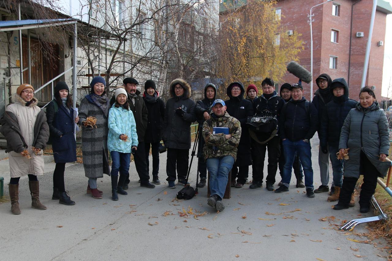 """Думающее кино. Съемочная группа о работе над новой картиной Дмитрия Давыдова """"Нет бога кроме меня"""""""