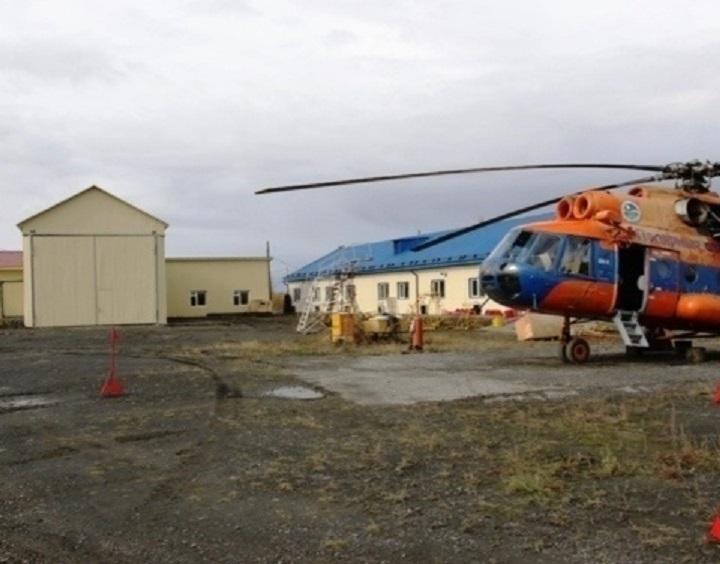 Ангар для техобслуживания воздушных судов построили в Батагае