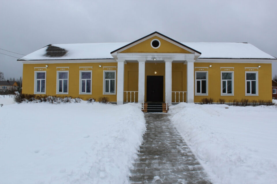 На обновление домов культуры и музеев в селах могут выделить 24 млрд рублей