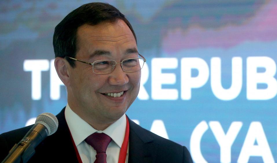 Глава Якутии стал одним из лидеров дальневосточного медиарейтинга губернаторов