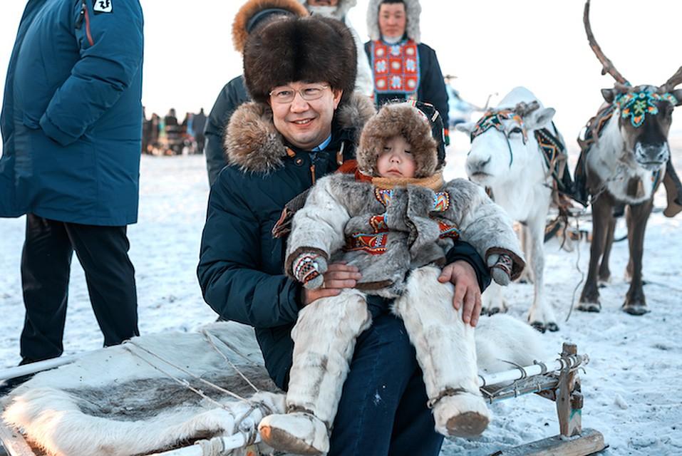 Почему в Якутии много рожают: два маткапитала на одного ребенка и поддержка  многодетных семей — ЯСИА