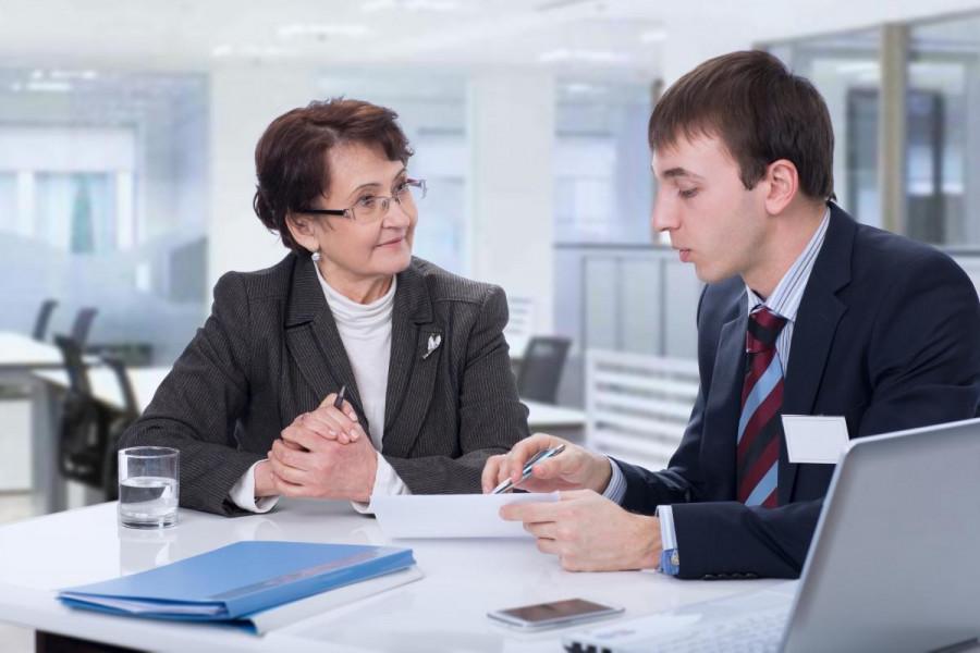 Только 2,5% работодателей готовы рассматривать соискателей старше 55 лет