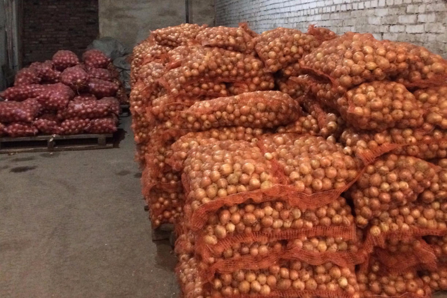 В северные районы Минсельхоз доставит более 800 тонн овощей