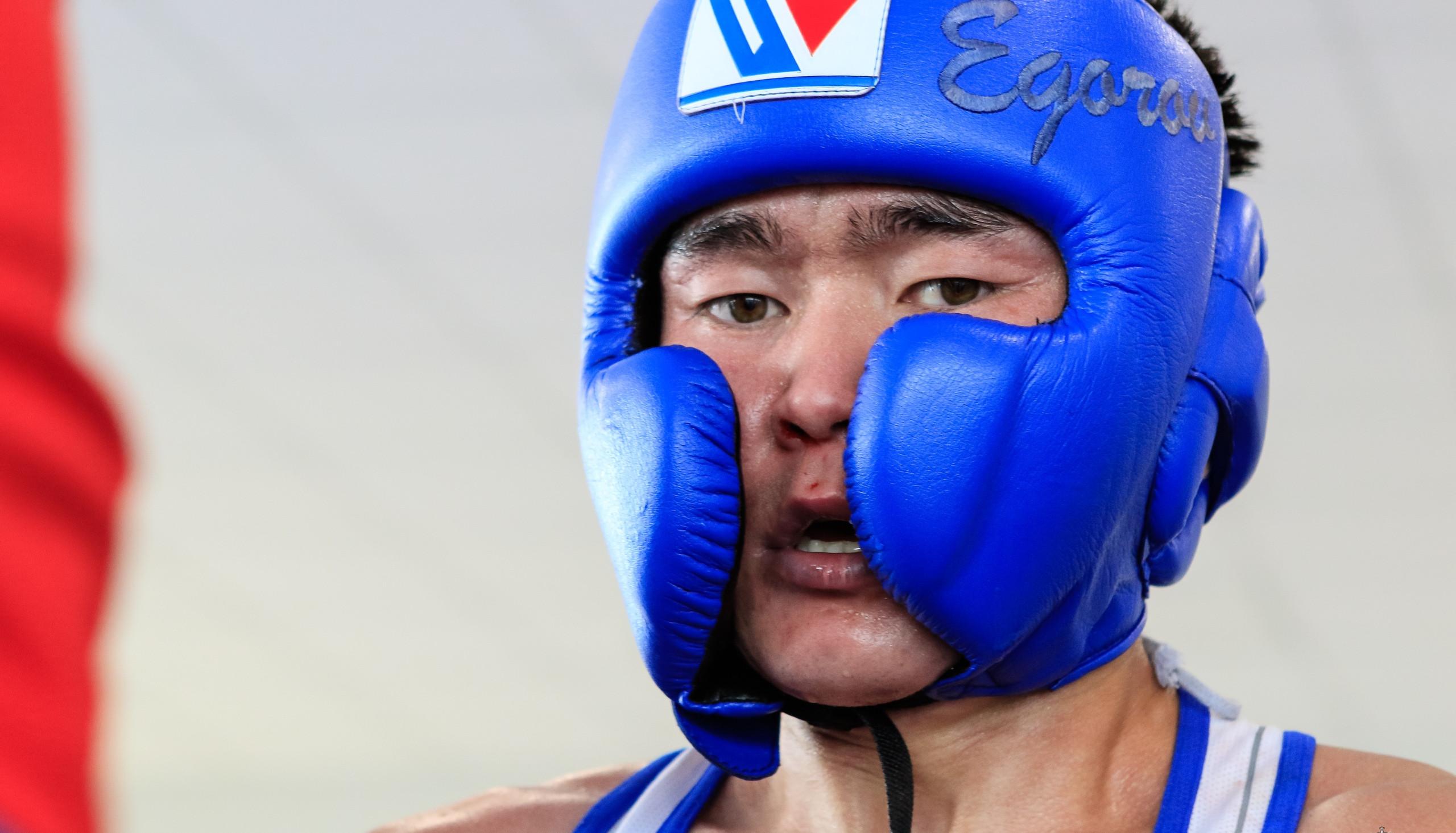 К бою готов. Василий Егоров завтра отправляется на чемпионат мира по боксу